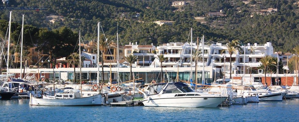 Mallorca Häfen